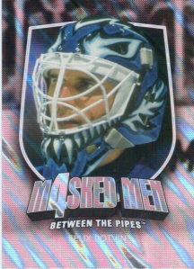 2011-12 ITG Between The Pipes Masked Men Felix Potvin Silver